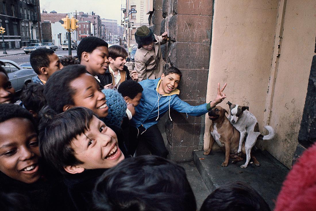 East 167th Street, S. Bronx, 1973