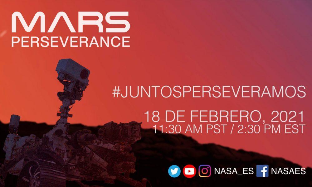 Perseverance rover